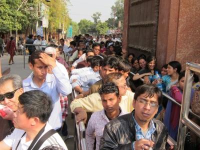 2011 India - Agra