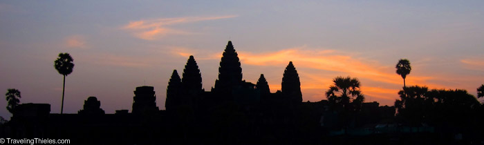 Cambodia - Siem Reap/Angkor, Phnom Penh - January 2011