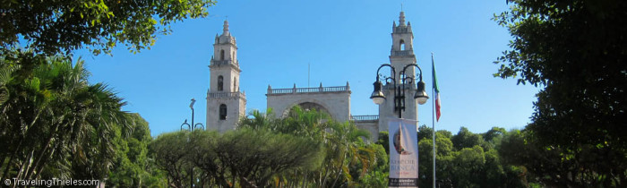 Merida, Mexico - November 2014